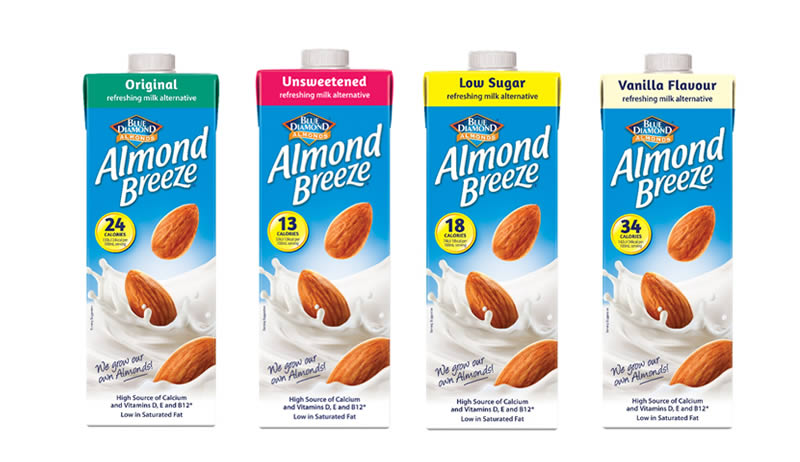 Almond Breeze Ireland