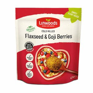 Linwoods Milled Flaxseed and Goji Berries