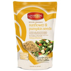 Linwoods Milled Organic Sunflower Pumpkin Seeds