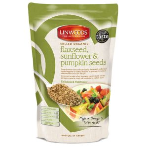 Linwwods Milled Organic Flaxseed Sunflower Pumpkin Seeds