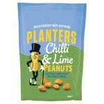 Planters Chilli and Lime Peanuts 180g