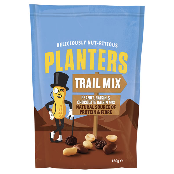 Planters Nut and Chocolate 160g