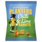 Planters Chilli and Lime Peanuts 60g