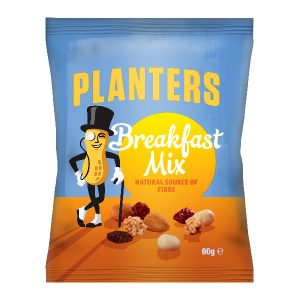 Planters Breakfast Mix 60g