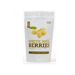 Purasana White Mulberries 200g