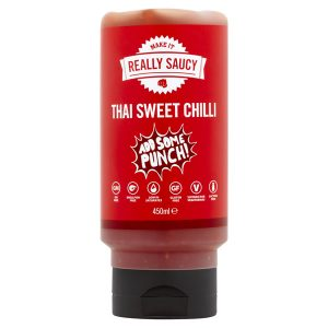 Really Saucy Thai Sweet Chilli Sauce