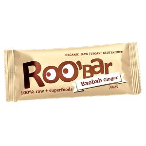Roobar Baobab and Ginger 30g