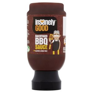 Insanely Good Backyard BBQ Sauce