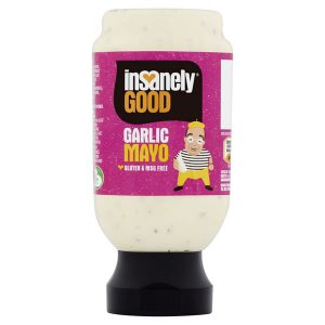 Insanely Good Garlic Mayo Sauce