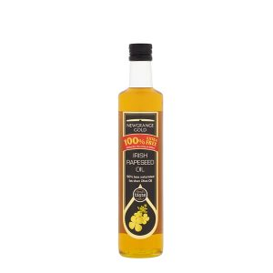 Newgrange Gold Irish Rapeseed Oil 100% Extra Free 500ml