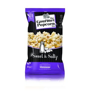 Gourmet Popcorn Sweet and Salty 80g
