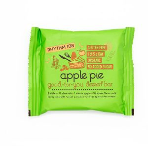Rhythm 108 Apple Pie Dessert Bar 24g
