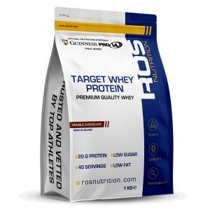 Ross Nutrition Target Whey-Protein Double Chocolate 1kg