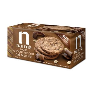 Nairn's Dark Chocolate Chip and Oat Biscuit 200g