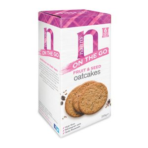 Nairn's Fruit and Seed Oatcakes 225g