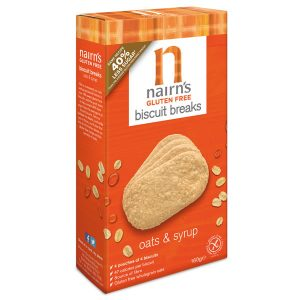 Nairn's Oats and Syrup Biscuit Breaks 160g